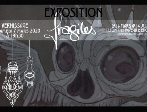 Vernissage « Fragiles »