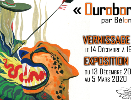 Vernissage « Ouroboros »